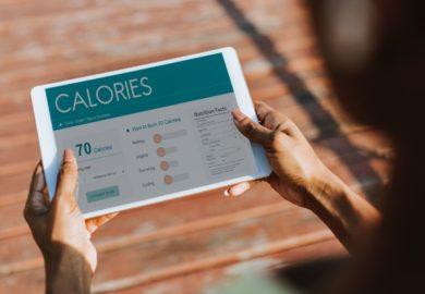 Odchudzanie z licznikiem kalorii